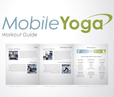 Mobile Yoga Workout Guide
